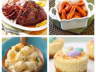 An Easter Feast Menu & Recipes