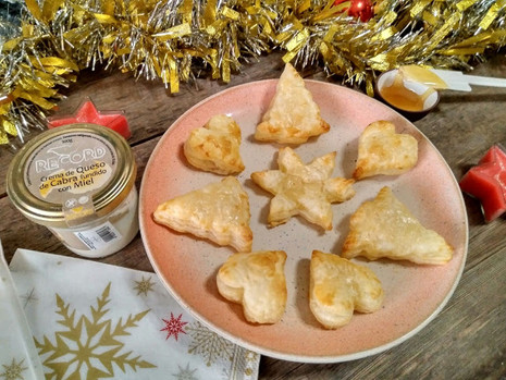 Ideas para recetas navideñas con quesos y cafés Record