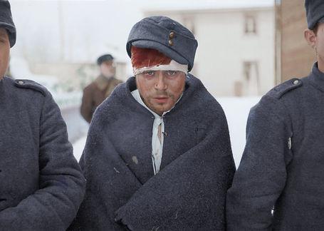 Soviet POWs in Rovaniemi, 6th January 19