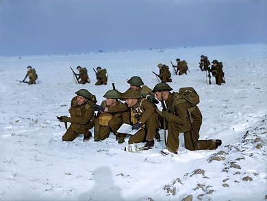 British training exercises in France, 26