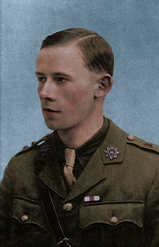 Poet William Noel Hodgson, Devonshire Re