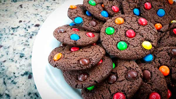 entrega de cookies