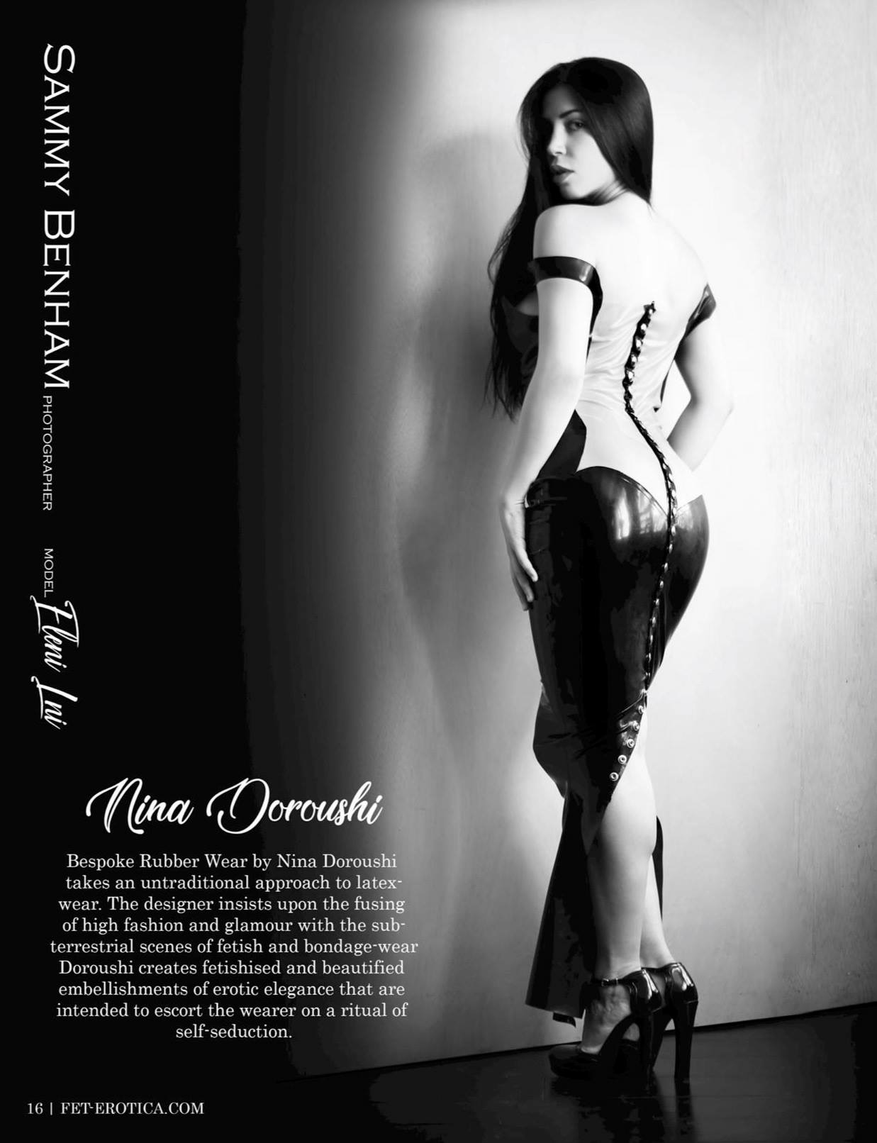 Fet-Erotica Magazine Editorial