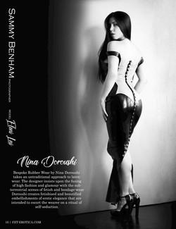 Fet-Erotica Magazine Editorial