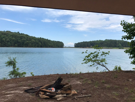 Best Campgrounds Near Atlanta