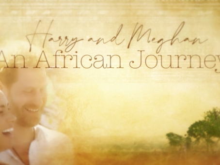 """Five Things You Need To Know About """"Harry & Meghan: An African Journey"""""""