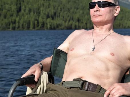 The Most Putin Moments Putin Has Ever Had