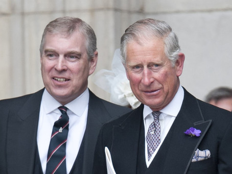 When Charles becomes King he's going to give Andrew the sack - ROYAL FAMILY NEWS