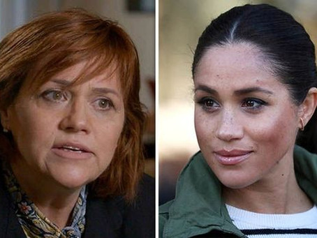 ROYAL FAMILY NEWS: Who The F*ck Is Samantha Markle Actually?
