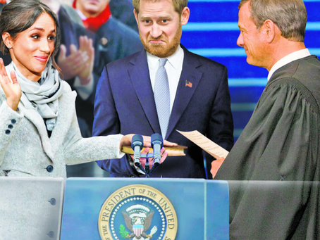 Here's Why We Think Meghan Should Run For President In 2024
