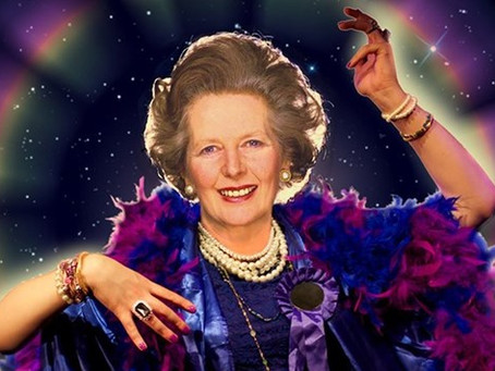 Some of the shithouse nicknames given to Margaret Thatcher
