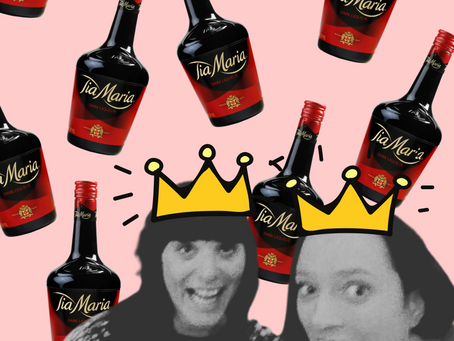 We were nominated as a top British Royal family podcast so crack open the Tia Maria!