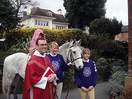 pony rides for school fair