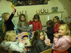 kids horse riding parties