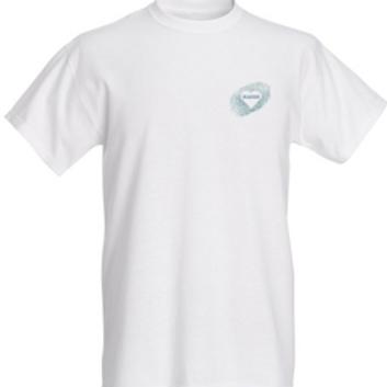 Fingerprint Heart Somone Rare T-Shirt