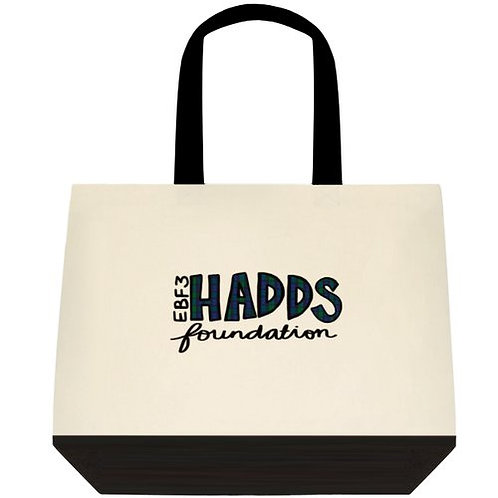 EBF3 HADDS Foundation Design Winner Tote Bag