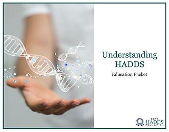 Understanding HADDS Info Packet Cover.jp