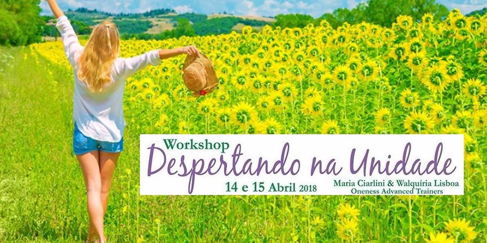 Curso Despertando na Unidade - Rio de Janeiro - 14 e 15 de Abril de 2018