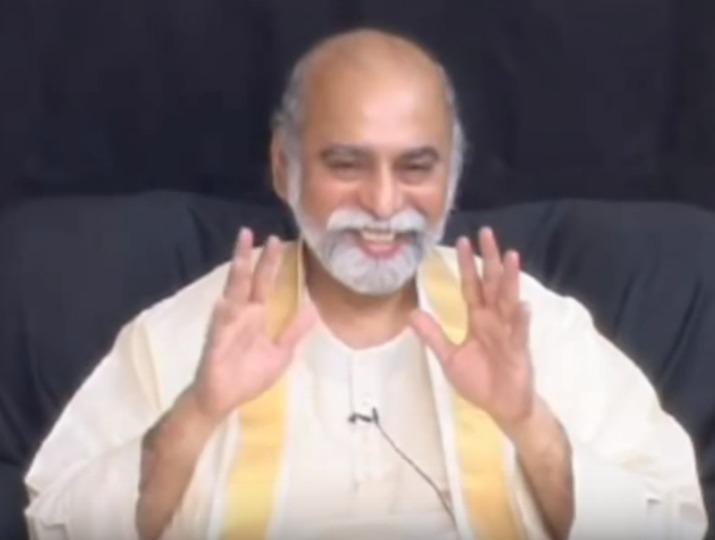 71 anos de Sri Bhagavan !