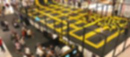 cama elastica trampolim pula pula grupo star fit fabrica fabricante loja fornecedor piscina bolinha escoregador
