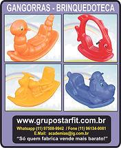 gangorra 1 escorregador parquinho infantil grupo star fit fabrica topogam escorrega brinquedo crianca loja novo