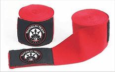 bandagem e atadura personalizavel para boxe e muay thai