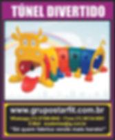 tunel escorregador parquinho infantil grupo star fit fabrica topogam escorrega brinquedo crianca loja novo vaquinha