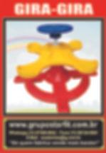 gira gira gira-gira escorregador parquinho infantil grupo star fit fabrica topogam escorrega brinquedo crianca loja novo