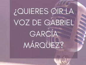Hear Immortal Voices of Colombian Literature