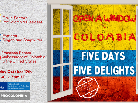 Five Days, Five Delights: Experience Colombia