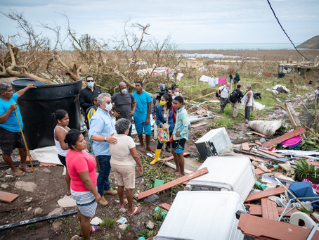 Hurricane Iota and Colombia: How You Can Help the Thousands of People Affected