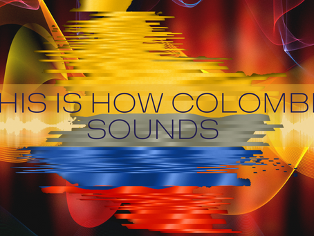 This is how Colombia sounds on July 20, our independence day