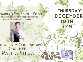 Colombian Conscious Food