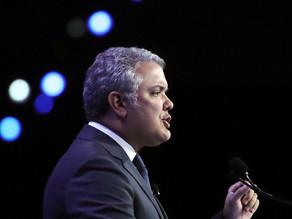 President Ivan Duque: Interview on NPR