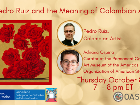 Pedro Ruiz and the Meaning of Colombian Art