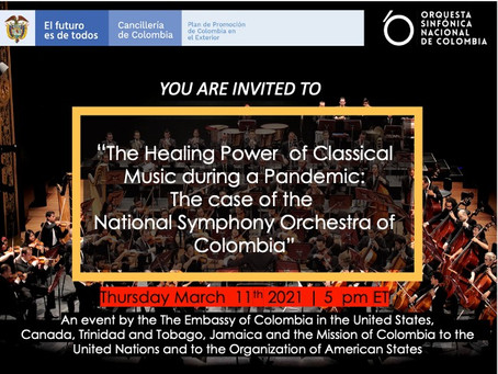 The Healing Power of Classical Music: The Case of the Colombian National Symphony Orquestra