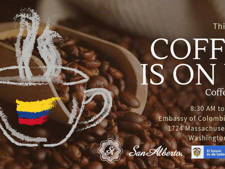 Your morning coffee is on us. June 30 from 8.30 to 9.30 am.