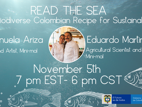 Read the Sea: A Biodiverse Colombian Recipe for Sustainability