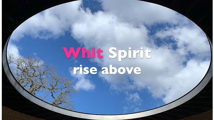 Whit Spirit 2021: Rise Above Runnymede F