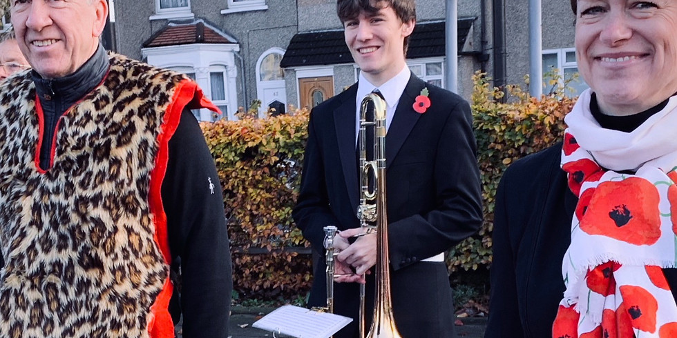 Play Civic Act of Remembrance at Edmonton Green