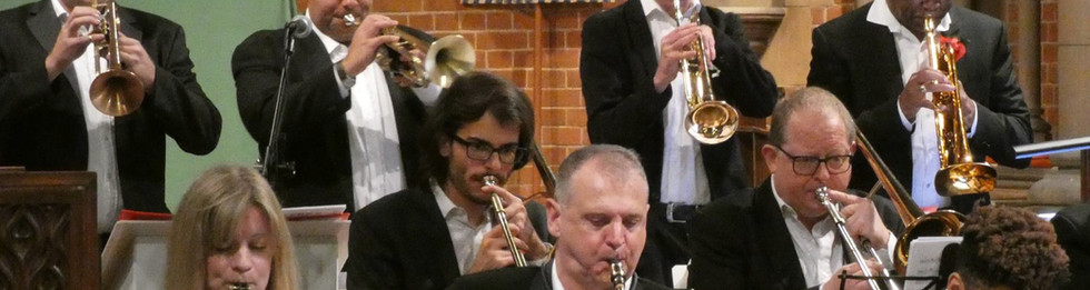English Jazz Orchestra London in concert