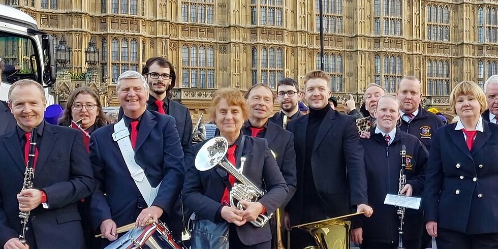 Play London's New Year's Day Parade 2022, Westminster