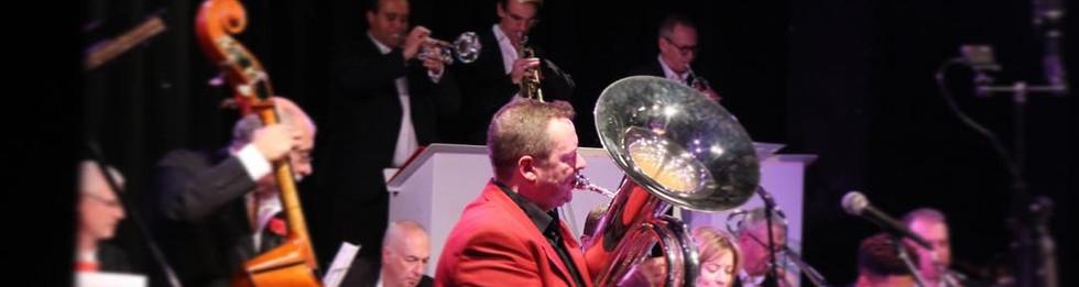 English Jazz Orchestra: Dugdale Theatre, Enfield, Dec 2019