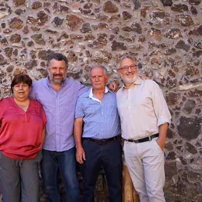 Antonia, Fabio, Antioco & Giulio