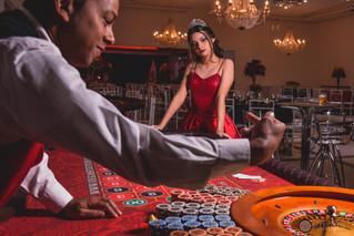 15 anos- Lais em Las Vegas