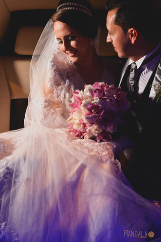 Wedding Day - Jessica e Misael