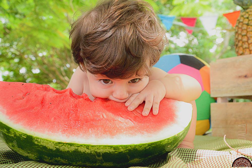 Smash the Fruit