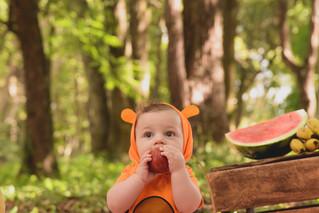 Os 6 meses do pequeno Artur