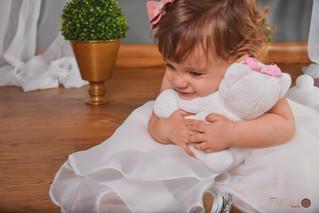 Laurinha e seus vestidos....