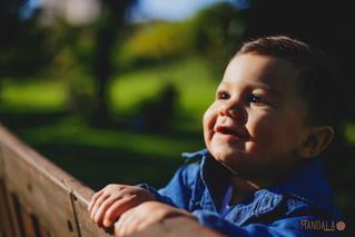 9 meses do pequeno Pedro